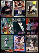 Barry Bonds Card Lot