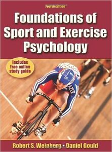 Foundations of Sport and Exercise Psychology 4th Edition  Kingston Kingston Area image 1