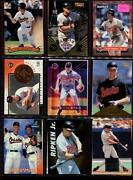 Cal Ripken Jr Baseball Card Lot