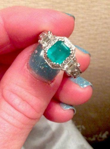Columbian Emerald Ebay