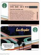 Starbucks Card Los Angeles
