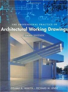 Architecture- Architectural Working Drawings - 3rd edition