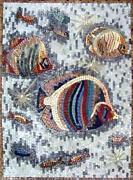 Mosaic Tile Fish