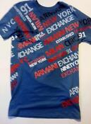 Armani Exchange T Shirt Men Small