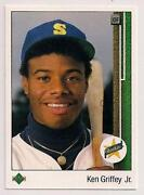 1989 Upper Deck Ken Griffey Jr