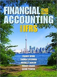 Financial Accounting 2nd Edition using IFRS