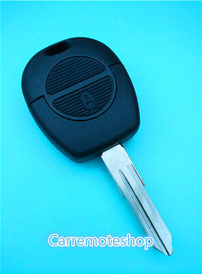 Nissan Pulsar Patrol 2 button remote uncut Key case shell replacement