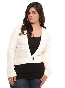 Womens Plus Size Sweaters | eBay