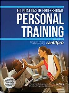 CanfitPro Personal Training - 2nd Edition Textbook