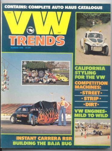 Vw Dune Buggy >> VW Trends: Magazine Back Issues | eBay