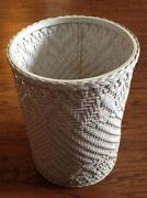 Vintage Waste Basket