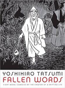Fallen Words by Yoshihiro Tatsumi (Paperback)