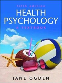 Health Psychology: A Textbook by Jane Ogden