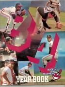 Cleveland Indians Yearbook