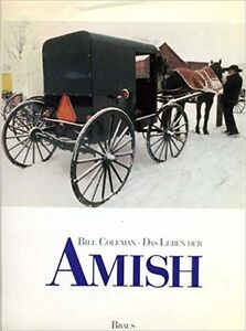 Oversized Book of Photographs of the Amish