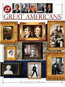 Great Americans Hardcover Book