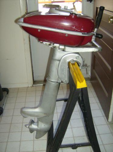 Vintage Outboard Motor Parts Ebay