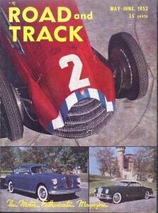 Road & Track: Magazine Back Issues | eBay