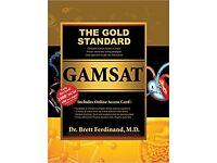 The Gold Standard GAMSAT by Dr Brett Ferdinand