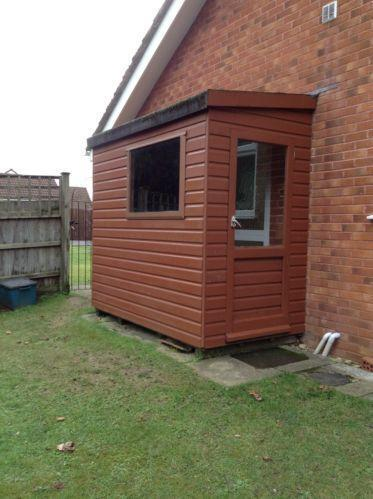Lean to shed ebay - Garden sheds with lean to ...
