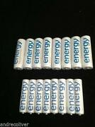 8 AAA Rechargeable Batteries
