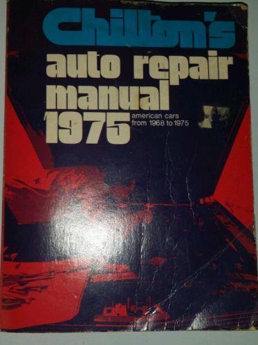 Tractor repair manuals ebay chilton repair manual fandeluxe Image collections