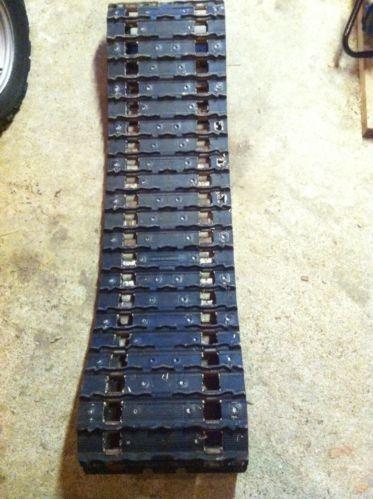 Vintage ski doo track drive parts