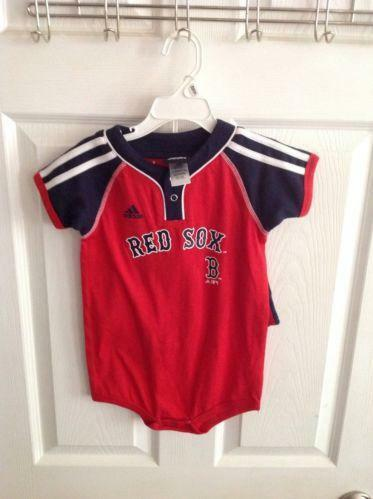 Red Sox Baby Clothes Ebay