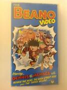 Dennis The Menace VHS