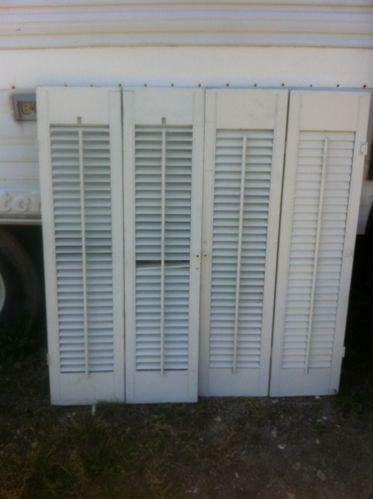 Window Shutters Ebay