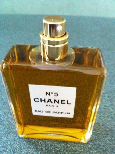 chanel no 5 parfum ebay. Black Bedroom Furniture Sets. Home Design Ideas