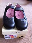 Girls Leather School Shoes