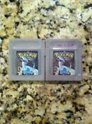 Pokemon Silver Gameboy Color