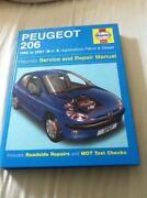 Peugeot 206 Workshop Manual