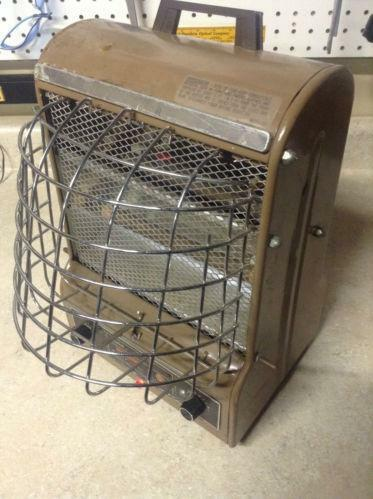 Vintage Space Heater Ebay