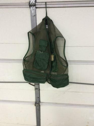 Columbia fly fishing vest ebay for Fly fishing vest