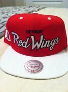 Detroit Red Wings Snapback