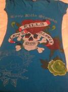 Ed Hardy T Shirt Womens