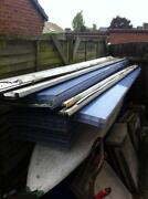 Polycarbonate Roofing Bars