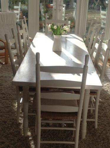 French Style Dining Table Ebay