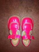 Girls Kickers Shoes Size 8