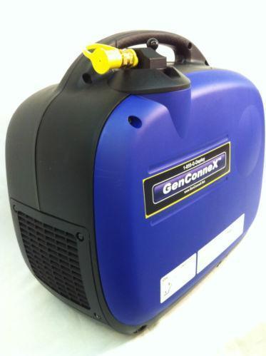 Yamaha portable generator ebay for Yamaha 2000 generator run time