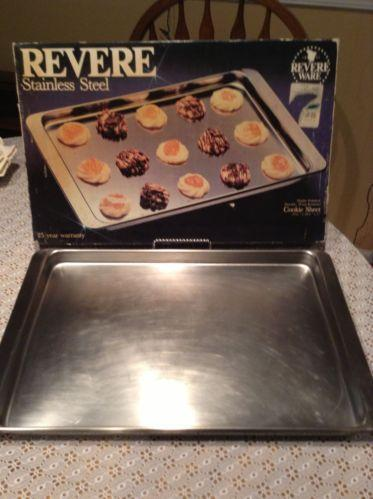 Vintage Cookie Sheet Kitchenware Ebay