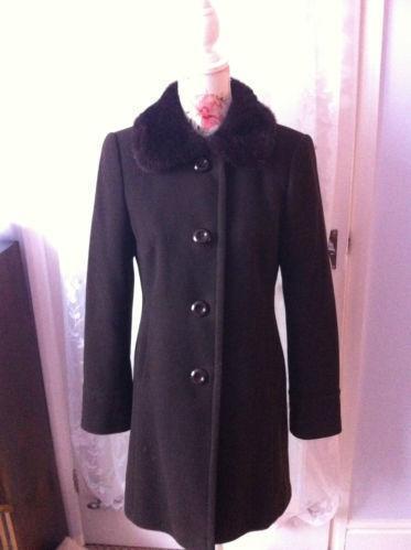 8f36952b3a58 Womens Faux Fur Coat