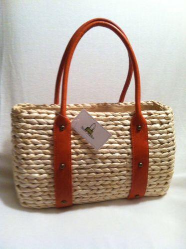 Straw Studios Handbags Amp Purses Ebay