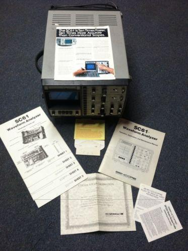 Sencore Test Equipment Ebay