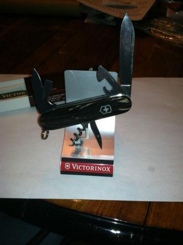 Victorinox Officer Suisse Folding Knives Ebay