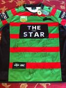 Signed Rabbitohs Jersey