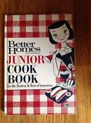 Vintage Better Homes Cookbook