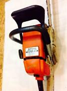 Used Stihl Chainsaw Bar